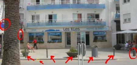Hotel les illes estartit denuncia dalmau 1